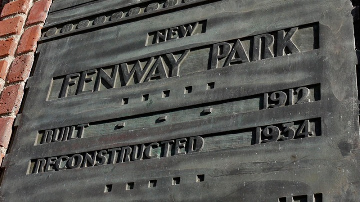 Fenway sign