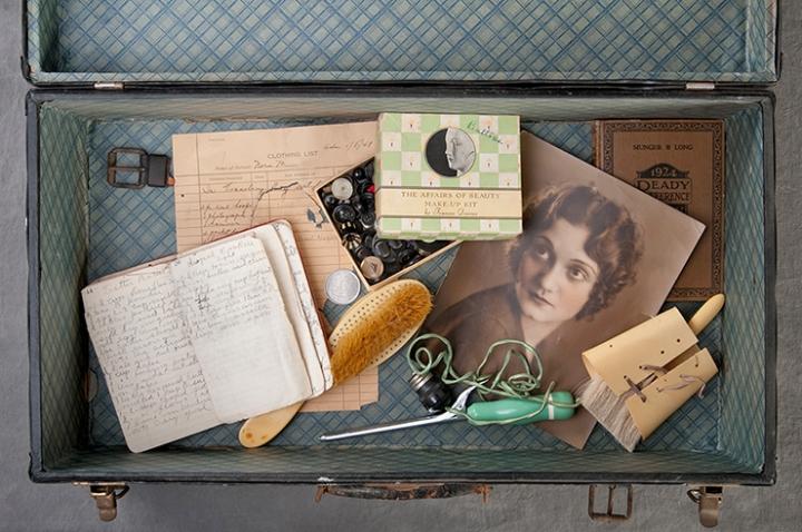 willard suitcases nora m