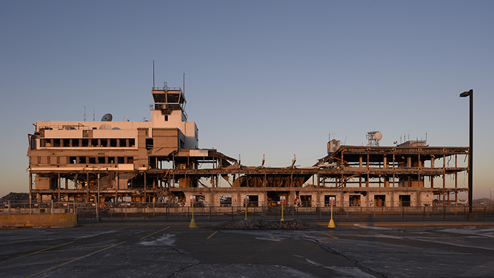 Bradley Airport Terminal B