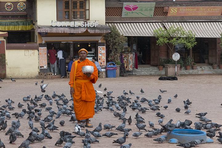 Nepal / Kathmandu/Bodinath