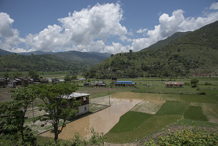 Nepal / Visit to Bardadevi V.D.C. School