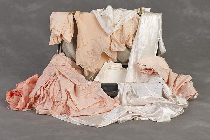 Willard Suitcases Margaret D ©2015 Jon Crispin