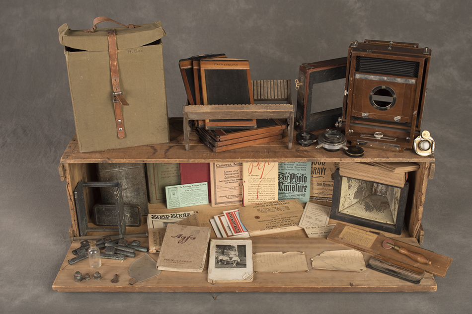 Willard Asylum Suitcases Herman G ©2015 Jon Crispin ALL RIGHTS RESERVED